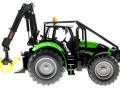 Siku 3657 - Forsttraktor Deutz-Fahr