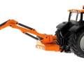 Siku 3659 - Valtra Traktor mit Kuhn Böschungsmähwerk Mähwerk lank
