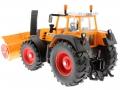 Siku 3660 - Traktor Fendt 920 Vario mit Schneefräse Schmidt hinten links