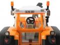 Siku 3660 - Traktor Fendt 920 Vario mit Schneefräse Schmidt hinten nah