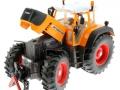 Siku 3660 - Traktor Fendt 920 Vario mit Schneefräse Schmidt Motor