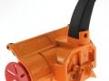 Siku 3660 - Traktor Fendt 920 Vario mit Schneefräse Schmidt einzeln hinten