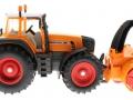 Siku 3660 - Traktor Fendt 920 Vario mit Schneefräse Schmidt