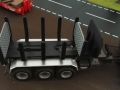 Siku Control 3661 - Anbaugeräte an Siku Control 32 John Deere 7R - Rungencontainer auf Krampe Mulde