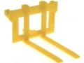 Siku 3661 - Frontlader Anbaugeräte Palettengabel vorne