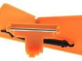 Siku 3661 - Frontlader Anbaugeräte Schneeschiebeschild hinten