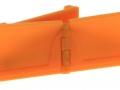 Siku 3661 - Frontlader Anbaugeräte Schneeschiebeschild