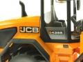 Siku 3663 - JCB 435S Agri Radlader Logo