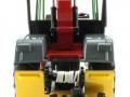 Siku 3857 - Fendt Xylon Forstmaschine hinten