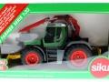 Siku 3857 - Fendt Xylon Forstmaschine Karton vorne