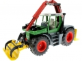Siku 3857 - Fendt Xylon Forstmaschine vorne links