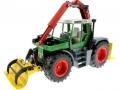 Siku 3857 - Fendt Xylon Forstmaschine vorne links