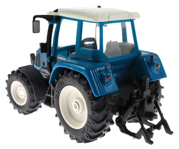 Siku 3861 - Fendt Farmer Vario 412 blau hinten links