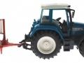 Siku 3861 - Fendt Farmer Vario 412 mit Ballengabel und Rundballenwickler