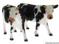 Siku 3870 - Steyr mit Viehanhänger Zwei Kühe