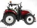 Siku 3870 - Steyr mit Viehanhänger Traktor rechts
