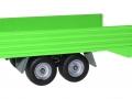 Siku 3920 LKW mit Raupenbagger Anhänger