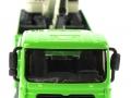 Siku 3920 LKW mit Raupenbagger vorne