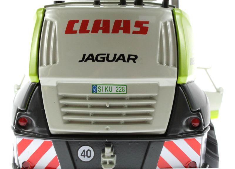Siku 4058 - Claas Jaguar 960 hinten nah