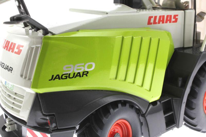Siku 4058 - Claas Jaguar 960 Logo