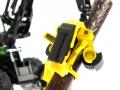 Siku 4059 - John Deere Harvester Sägewerk