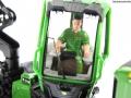Siku 4059 - John Deere Harvester Kabine vorne nah
