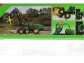 Siku 4059 - John Deere Harvester Karton oben