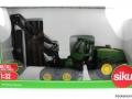 Siku 4059 - John Deere Harvester Karton vorne