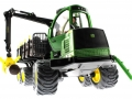 Siku 4061 - John Deere Forwarder unten vorne links