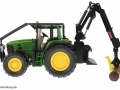 Siku 4063 - John Deere Forsttraktor links