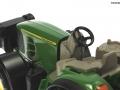 Siku 4063 - John Deere Forsttraktor Lenkrad