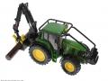 Siku 4063 - John Deere Forsttraktor oben