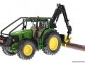 Siku 4063 - John Deere Forsttraktor vorne links