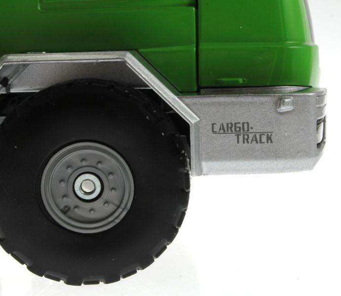 Siku 4064 - Joskin Silospace Cargo Track mit Ladewagen Logo