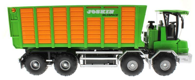 Siku 4064 - Joskin Silospace Cargo Track mit Ladewagen