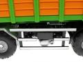 Siku 4064 - Joskin Silospace Cargo Track mit Ladewagen Tank