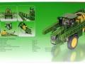 Siku 4065 - John Deere Feldspritze R4040 Karton hinten
