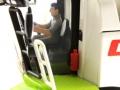 Siku 4253 - Mähdrescher Claas Lexion 600 Fahrer