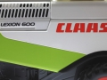 Siku 4253 - Mähdrescher Claas Lexion 600 Logo