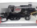 Siku 4258 - Claas Lexion 770 mit Raupenfahrwerk - Blackline Karton vorne