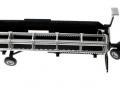 Siku 4258 - Claas Lexion 770 mit Raupenfahrwerk - Blackline Schneidewagen