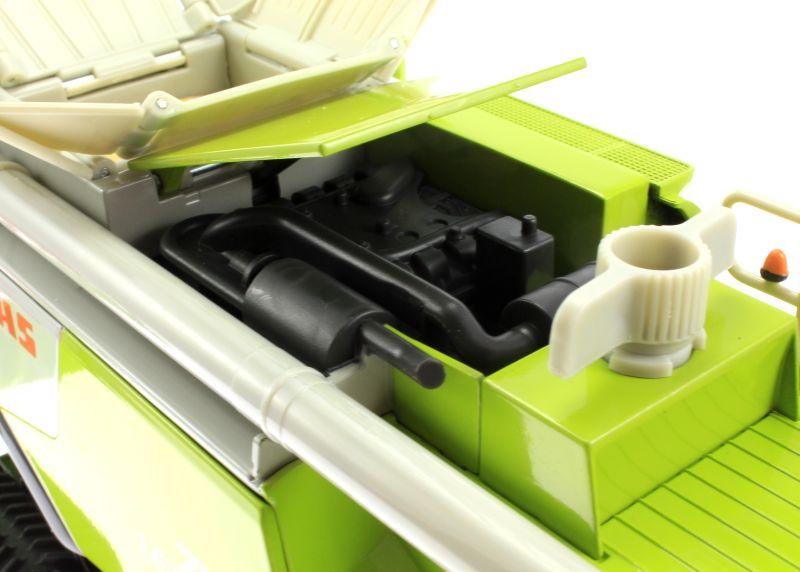 Siku 4258 - Claas Lexion 770 mit Raupenfahrwerk Motor
