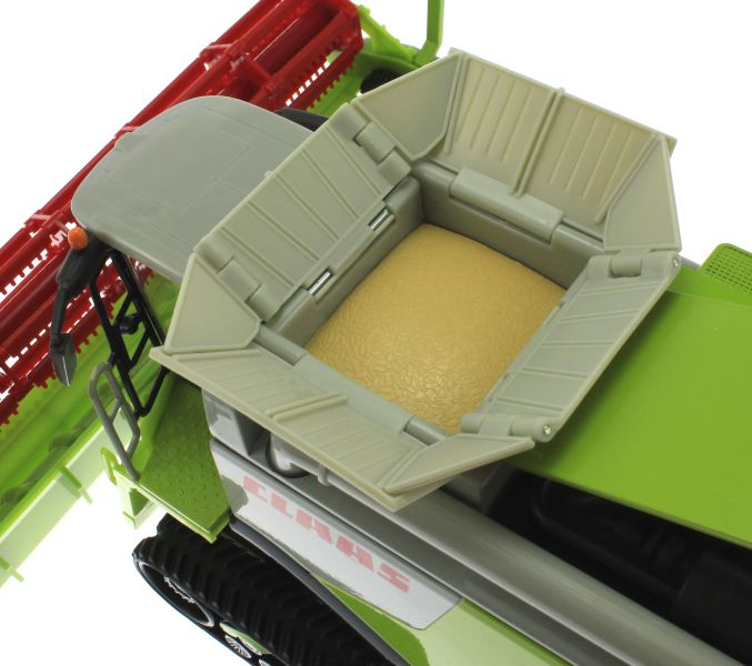 Siku 4258 - Claas Lexion 770 mit Raupenfahrwerk Getreidefach