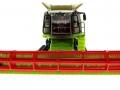 Siku 4258 - Claas Lexion 770 mit Raupenfahrwerk vorne