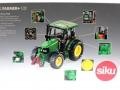 Siku 4452 - John Deere 5720 - Farmer Plus Karton hinten
