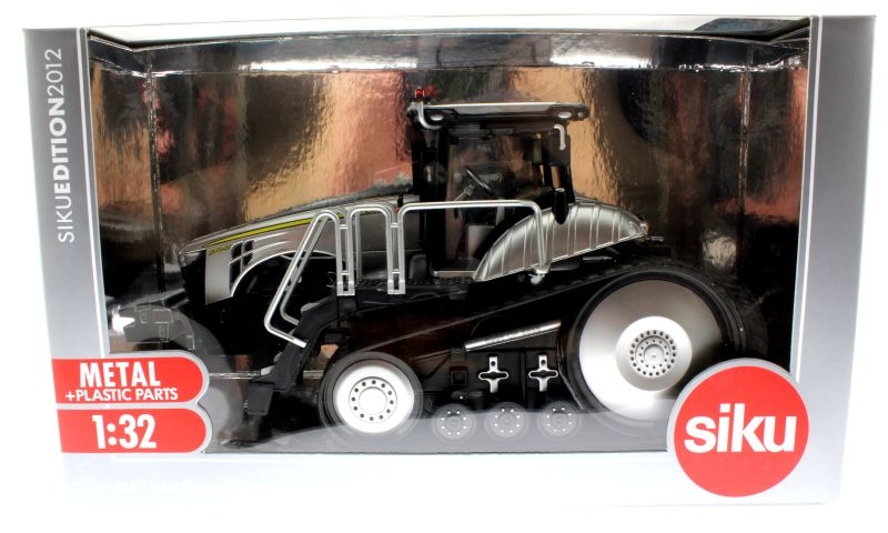 Siku 4487 - John Deere 8360RT - Silver Edition Karton vorne