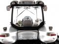 Siku 4488 - New Holland T8.420 - Silver Edition hinten oben