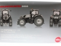 Siku 4488 - New Holland T8.420 - Silver Edition Karton hinten