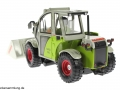 Siku 4851 - Claas Targo hinten links