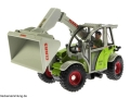 Siku 4851 - Claas Targo vorne links